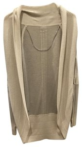 Lululemon Lululemon Transformation Wrap Sweater CREAM Size 4