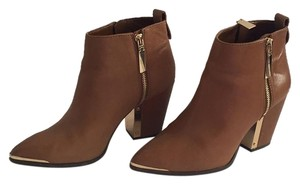 Vince Camuto Saddle/tan Boots