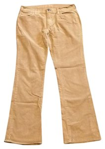 Old Navy Boot Cut Pants Tan