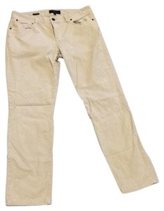 Talbots Skinny Pants Light tan