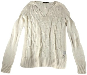 Loro Piana 44 Cream It Rbk Sweater