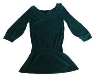 Arden B. Knit Banded Vintage Party Sweater