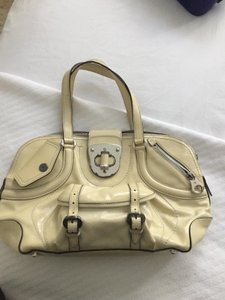 Alexander McQueen Patent Leather Last Collection Leather Limited Edition Shoulder Bag