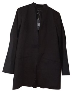 Eileen Fisher Long Jacket in silky Italian ramie. Lined.