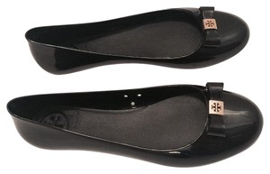 Tory Burch Jelly Flat Black Flats