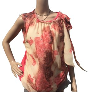 Ted Baker Top Peach Pink