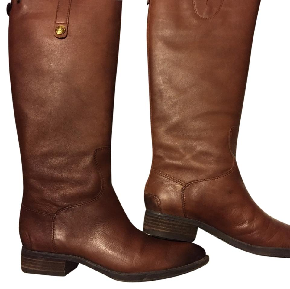 ladies Sam Edelman Brown Penny Boots/Booties Special promotions at year the end of the year at 27daf1