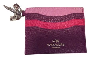 Coach Coach retail card holder