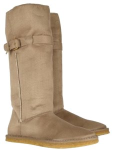 Stella McCartney Tan Boots