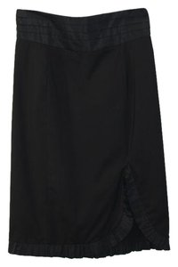 Louis Vuitton Skirt Black