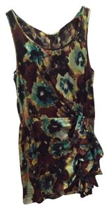Cynthia Steffe short dress Floral on Tradesy