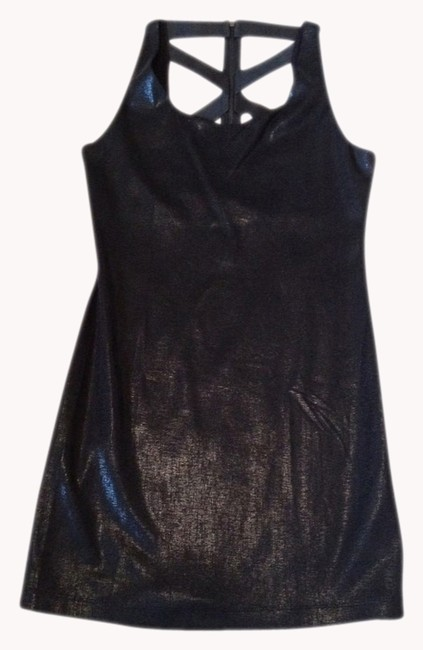 Preload https://item1.tradesy.com/images/forever-21-black-above-knee-night-out-dress-size-8-m-2017590-0-0.jpg?width=400&height=650