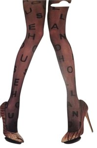 House of Holland Pretty Polly House of Holland Alphabet Tights