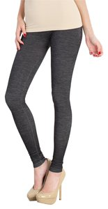 Nikibiki Two Tone Seamless High Quality Black Leggings