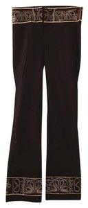 Bisou Bisou Skinny Pants Black