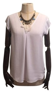 Daniel Rainn Top White