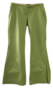 The Limited Boot Cut Pants Green