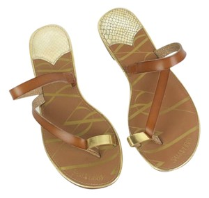 Sam & Libby brown Sandals