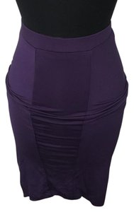 MM Couture Skirt Purple