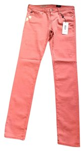 AG Adriano Goldschmied Cropped Skinny Jeans