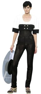 Chanel Chanel 2013P Cropped Jacket Pants Suit Set