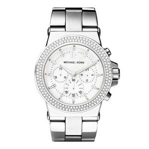 Michael Kors NWT Michael Kors women's Dylan glitz chronograph watch