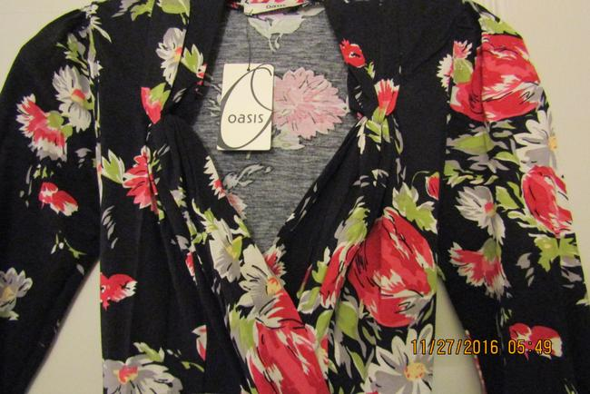 Black Multi Maxi Dress by Oasis Floral Sexy Maxi Romantic Dolce&gabbana Image 10