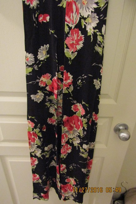 Black Multi Maxi Dress by Oasis Floral Sexy Maxi Romantic Dolce&gabbana Image 4