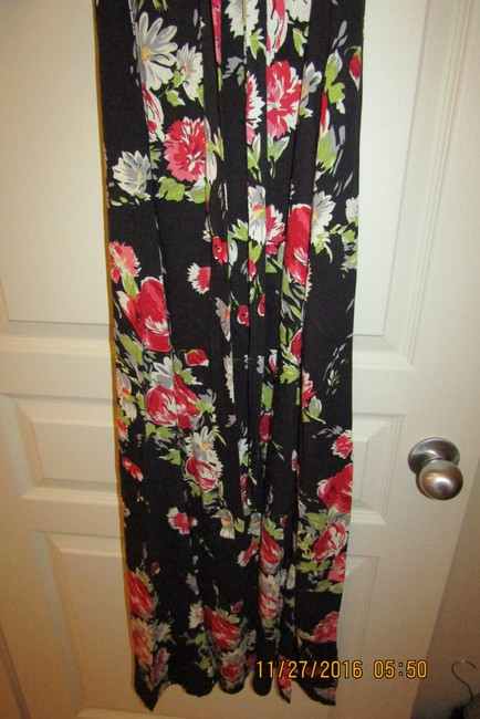 Black Multi Maxi Dress by Oasis Floral Sexy Maxi Romantic Dolce&gabbana Image 7