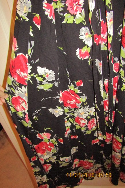 Black Multi Maxi Dress by Oasis Floral Sexy Maxi Romantic Dolce&gabbana Image 8