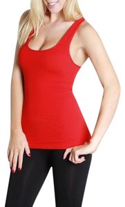 Nikibiki Racerback Top Red