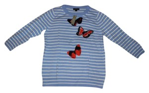 J.Crew Butterfly Tippi Sweater
