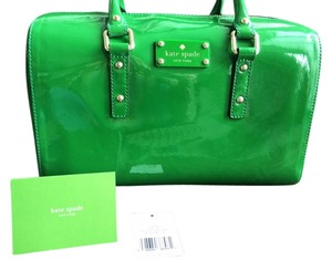Kate Spade Satchel in Spearmint Green