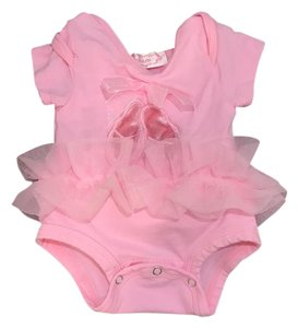 Popatu Baby Girl Infant 3M Tutu Bodysuit