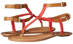 Dolce Vita persimmon Sandals
