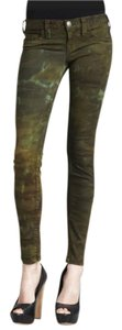 True Religion Military tie dye Leggings