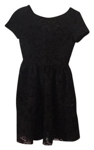 Maje short dress black on Tradesy