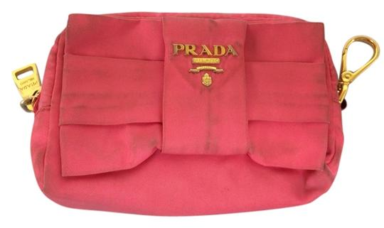Prada Prada Pink Cosmetic Bag