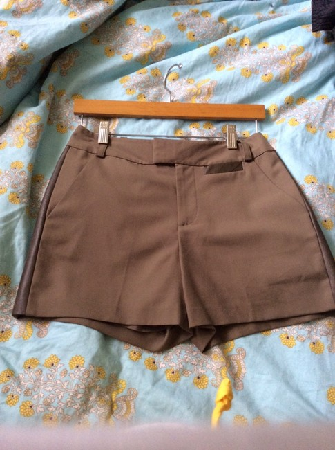 Saks Fifth Avenue Shorts Light brown/beige Image 2