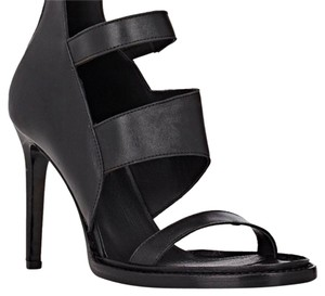 Helmut Lang Black Sandals