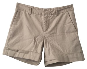 Zara Mini/Short Shorts Khaki