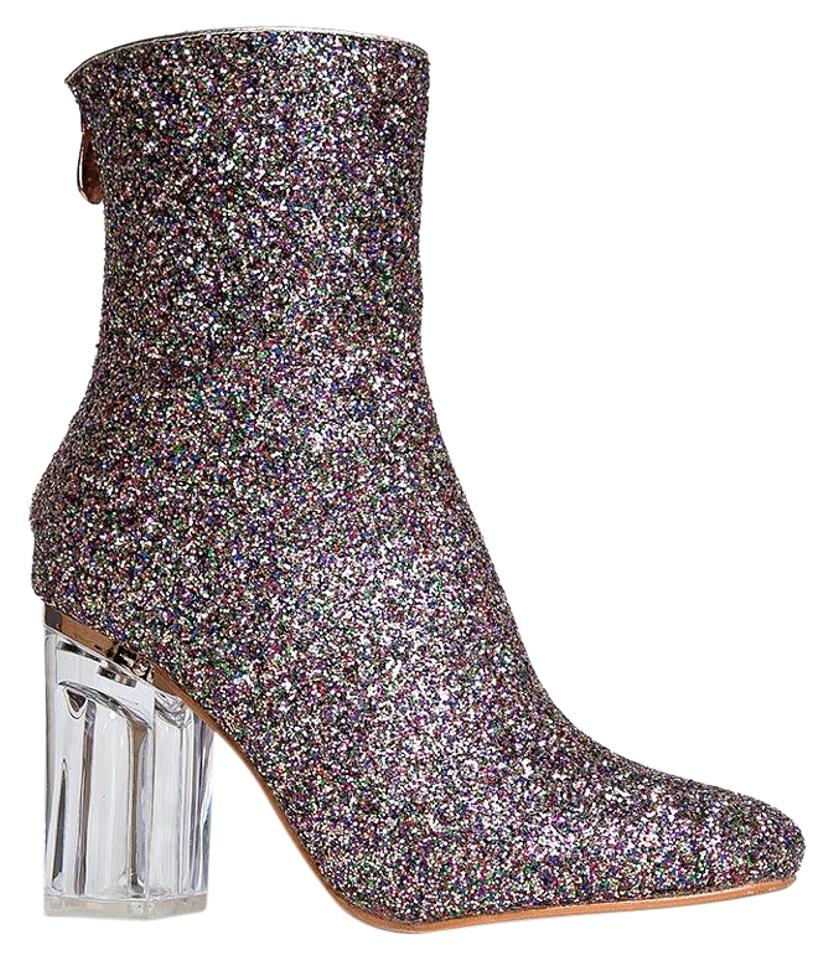 MISS Cape Robbin Glitter Ankle choice Bootie For your choice Ankle 90c852