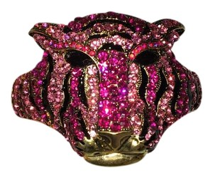 Other Gem encrusted tiger bangle