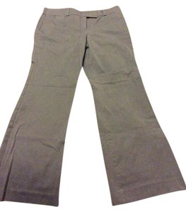 Ann Taylor Boot Cut Pants Gray