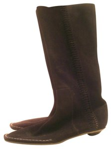 Sigerson Morrison Dark brown/ almost Black Boots