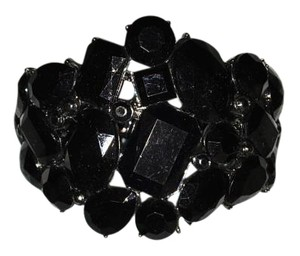 Other mosaic black stones bracelet