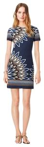 Tory Burch short dress ROYAL NAVY EDEN on Tradesy