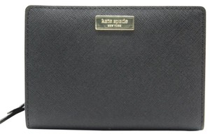 Kate Spade Cara Newbury Lane Bifold Zip Around Wallet