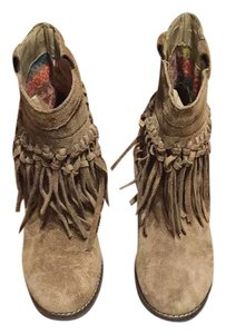 Sbicca Brown Boots