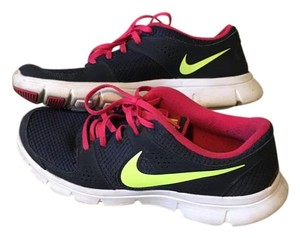 Nike Pink, Yellow Athletic